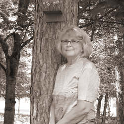 Michigan BLUE Magazine Contributor Leslie Mertz