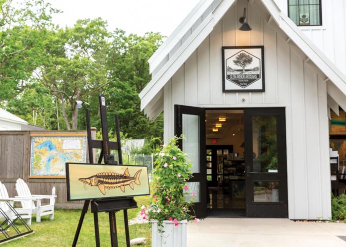 Kristin Hurlin's Gallery and Studio
